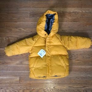 Zara Baby 12-18 month puffer coat- new with tags